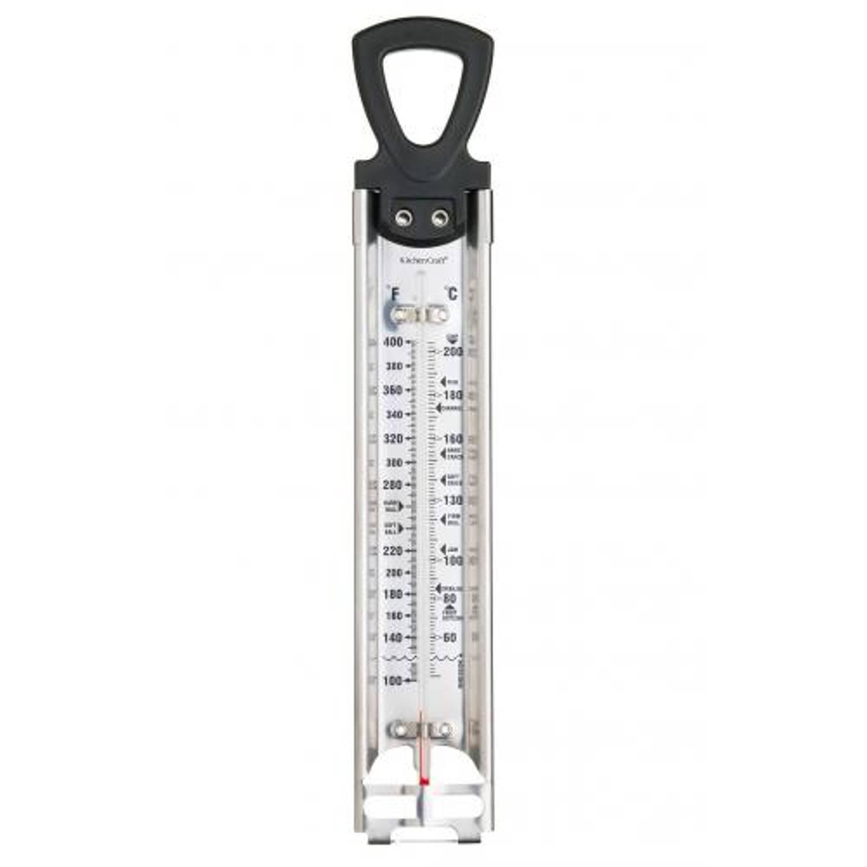 KitchenCraft RVS kook thermometer - Home Made - Kitchen Craft