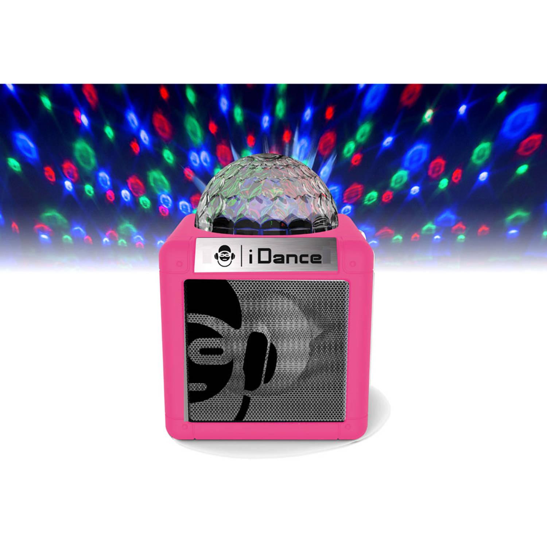 iDance Cube Nano 2 speaker - roze
