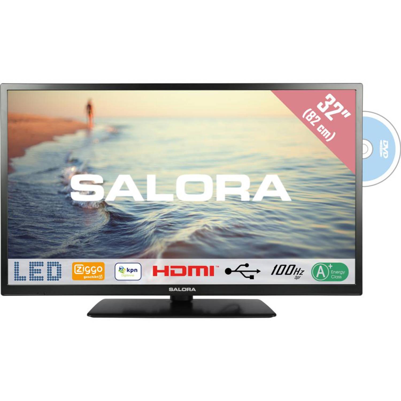 Salora televisie LED DVD 32HDB5005