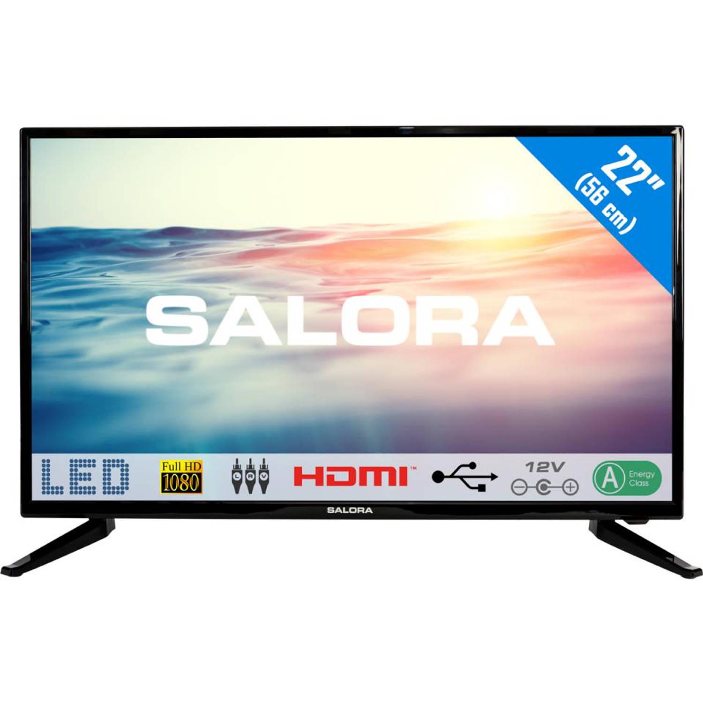 Salora televisie LED 22LED1600