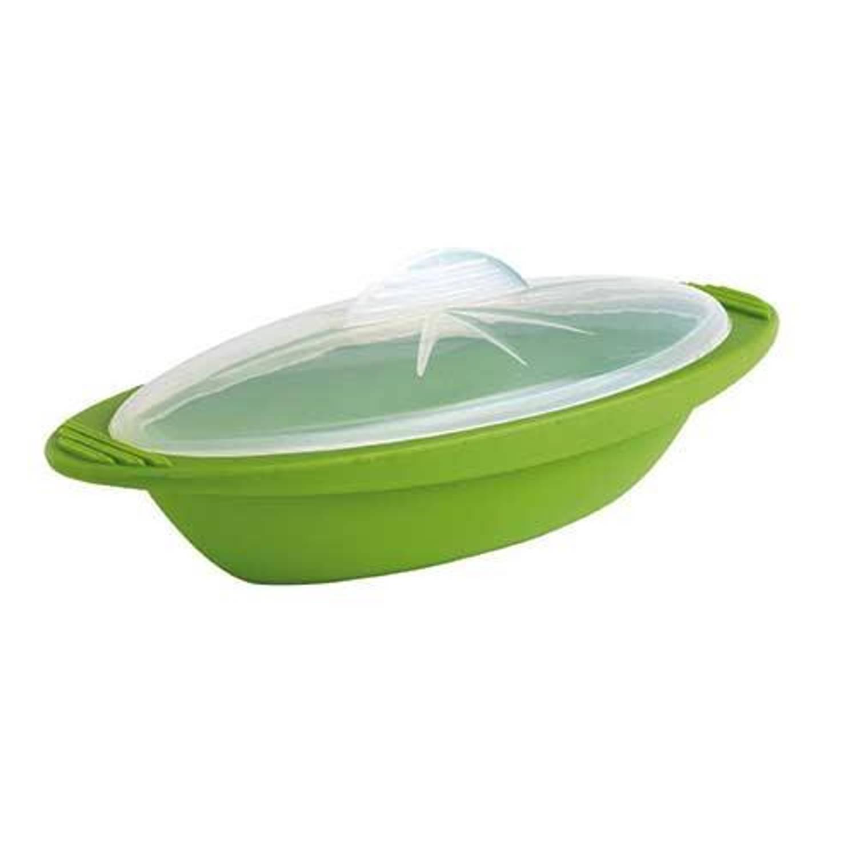 Minute Cooker stoomkoker medium groen Mastrad