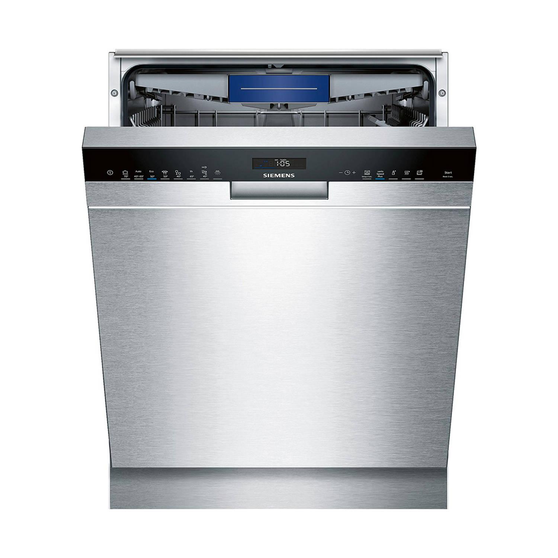 Siemens iQ500 SN458S02ME vaatwassers 60 cm - Roestvrijstaal