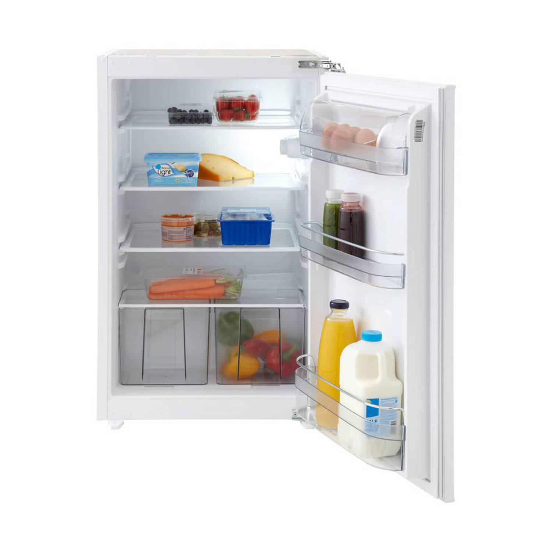 Etna ak2088da koelkasten - wit