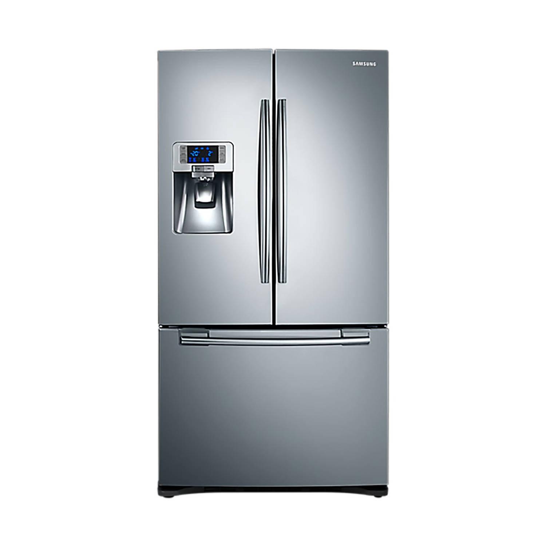 Samsung RFG23RESL1/XEF amerikaanse koelkasten - Zilver
