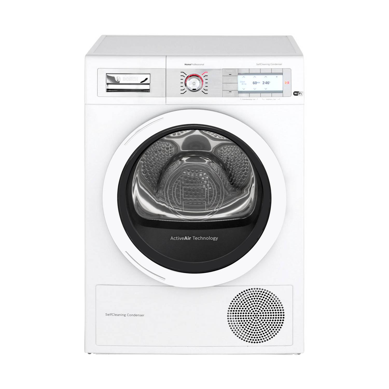 Bosch HomeProf. WTYH8770NL warmtepompdrogers - Wit