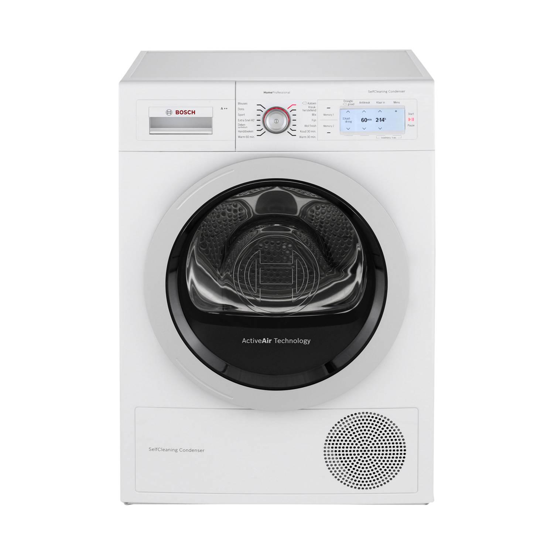 Bosch HomeProf. WTY87700NL warmtepompdrogers - Wit