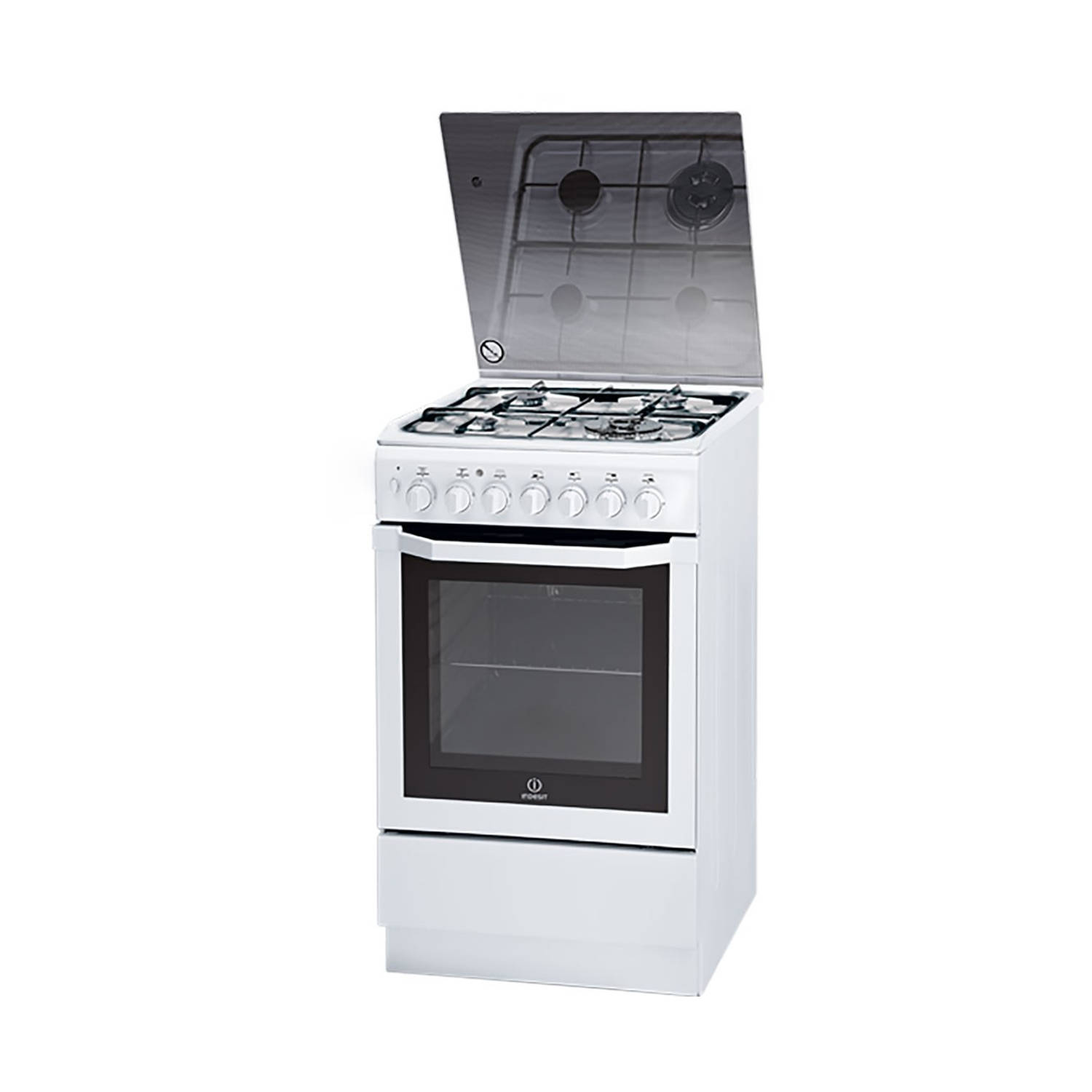 Indesit I5TMH2AG(W)/NL fornuizen - Wit