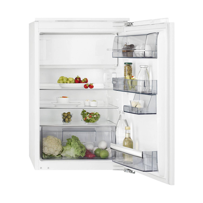 AEG SFB68821AF koelkast - Wit