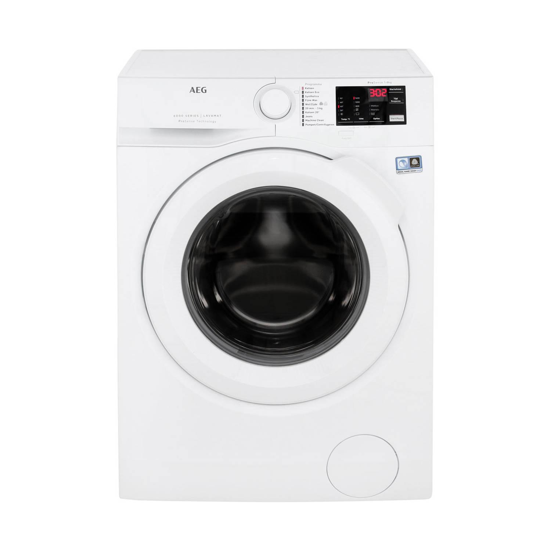 AEG Lavamat L6FB86IW wasmachines - Wit