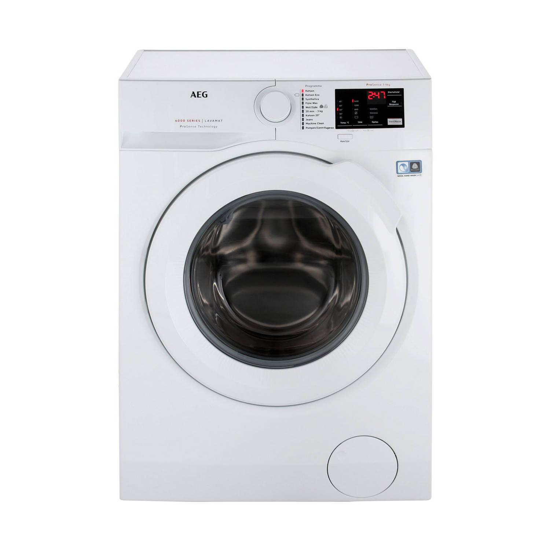 AEG Lavamat L6FB94IW wasmachines - Wit