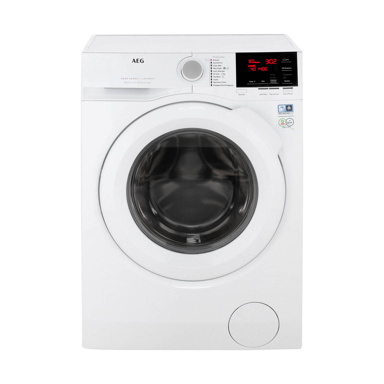 AEG Lavamat L6FB84GW wasmachines - Wit