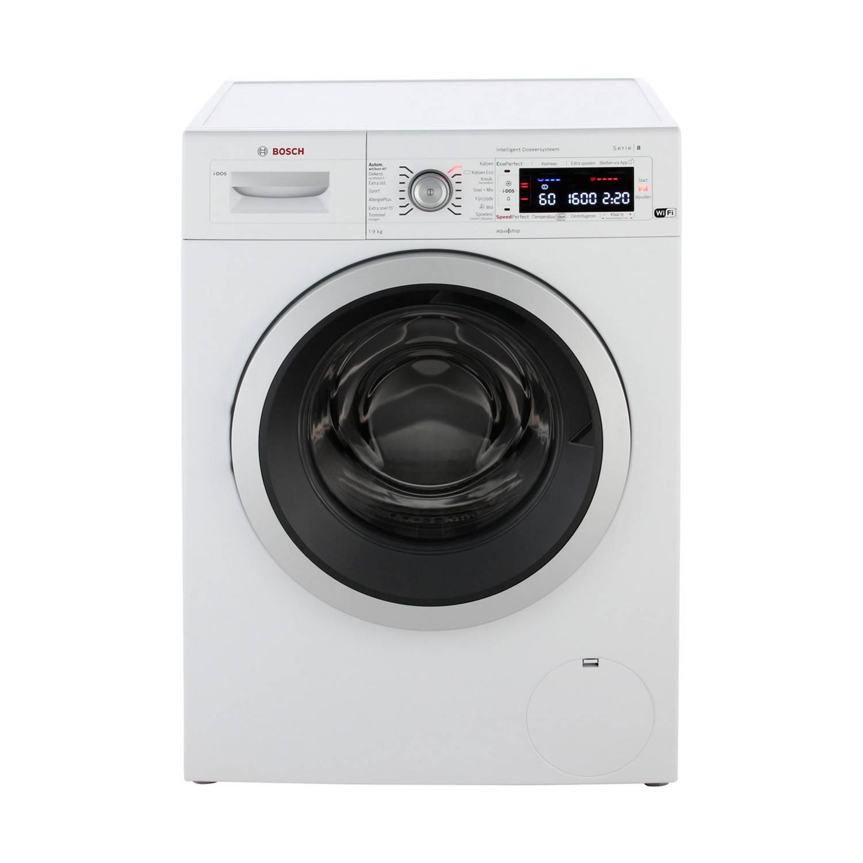 Bosch i-DOS Serie 8 WAWH2643NL wasmachines - Wit