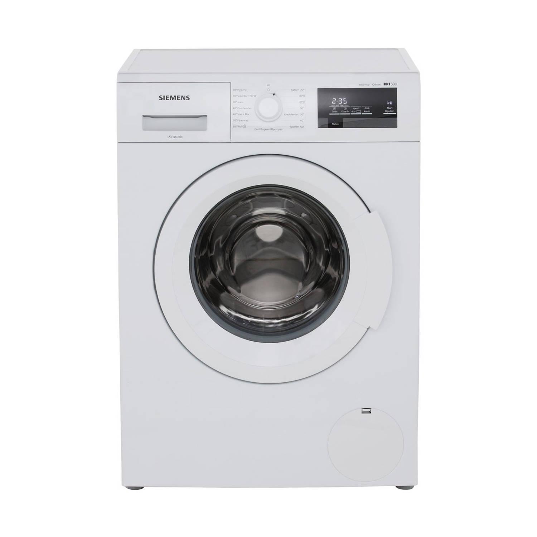 Siemens iQ500 WMN16T3471 wasmachines - Wit