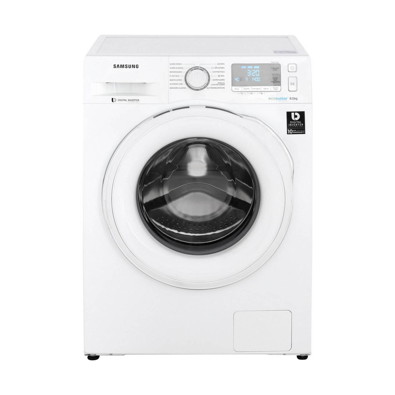 Samsung WW80J6403EW/EN wasmachines - Wit