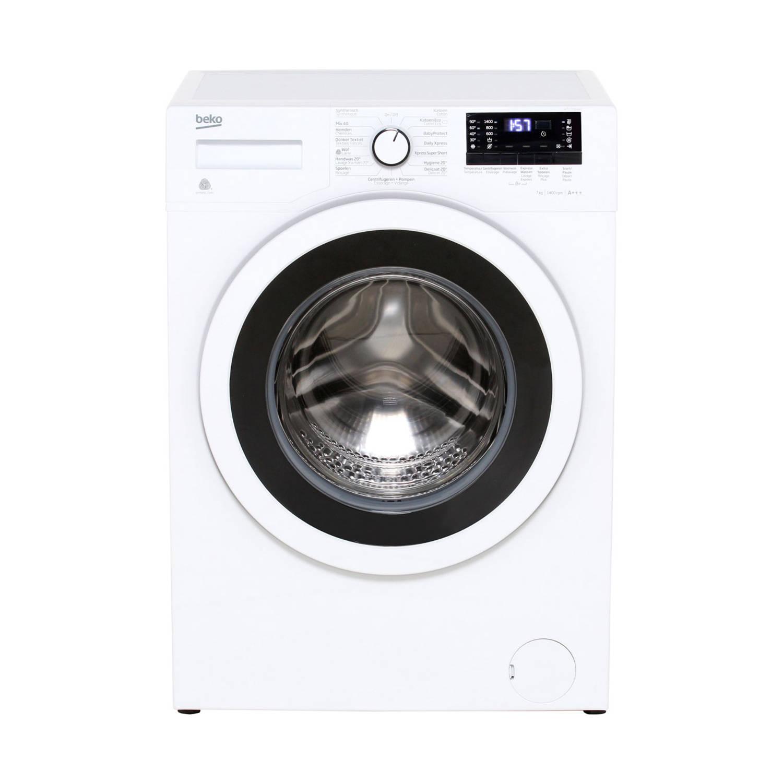 Beko WTV7732XW1 wasmachines - Wit