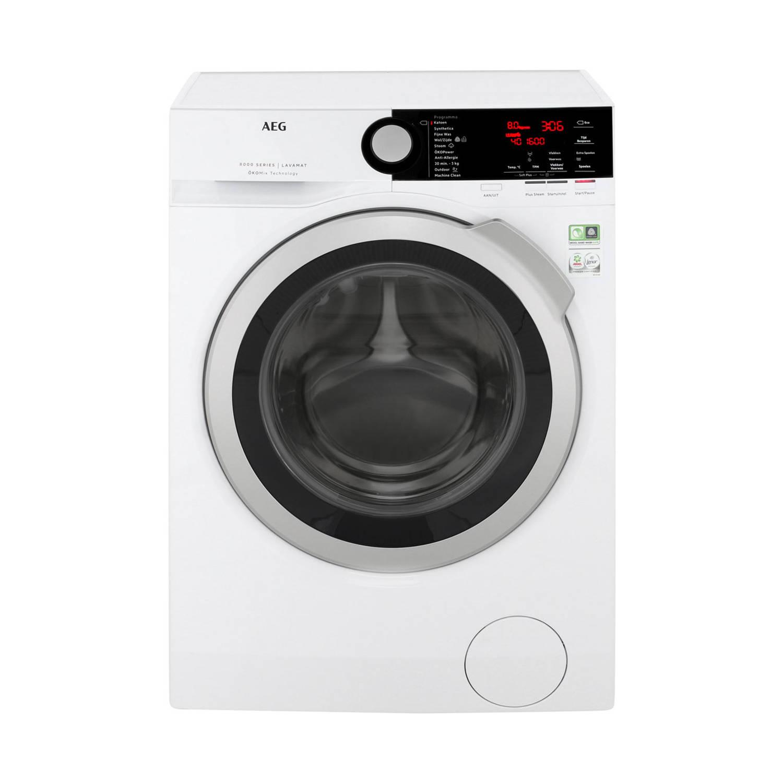 AEG Lavamat L8FB86ES wasmachines - Wit
