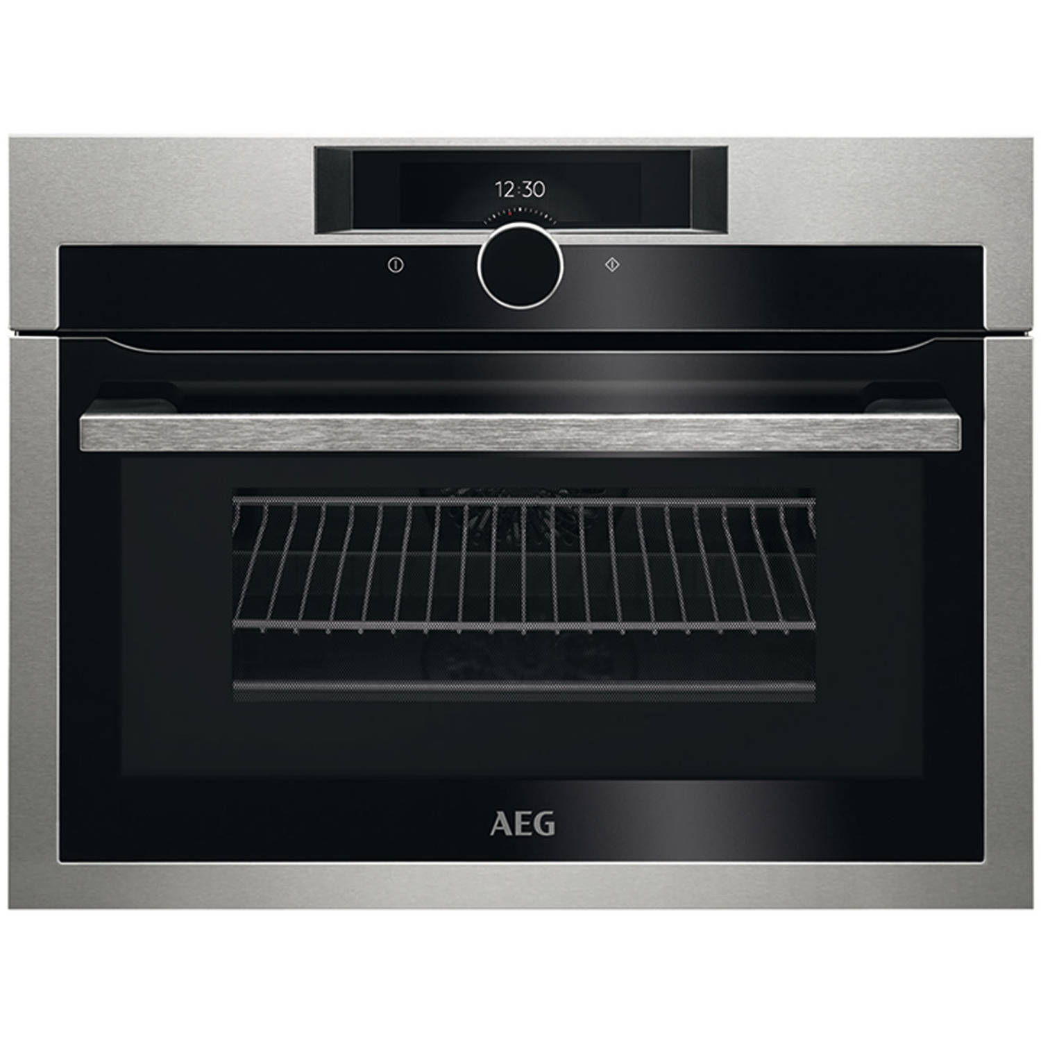 AEG KME861000M magnetron - Roestvrijstaal