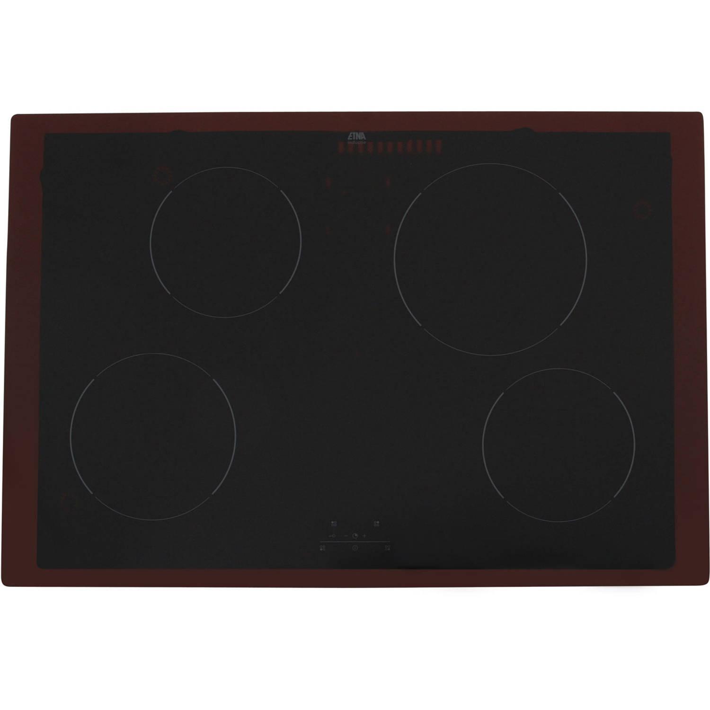 Etna t380zt elektrische kookplaten - zwart