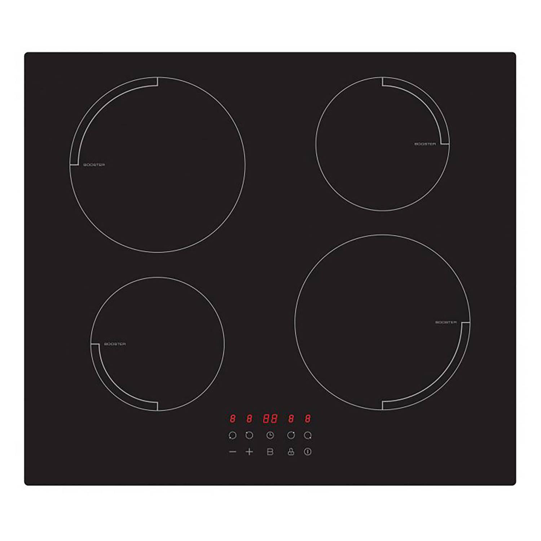 Exquisit EKI2.5 elektrische kookplaten - Zwart