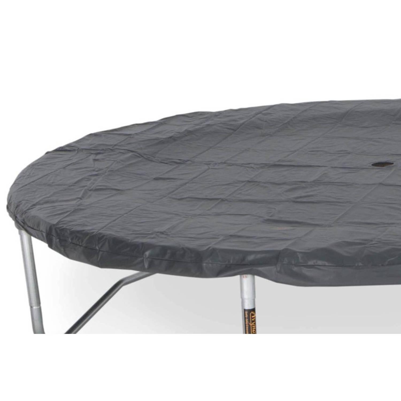 Afbeelding van Avyna afdekhoes trampoline Ø 430 cm Grijs