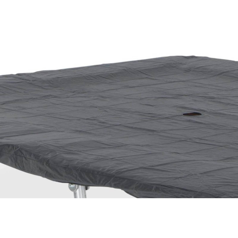 Afbeelding van Avyna afdekhoes trampoline 238 rechthoekig 380 x 255 cm Grijs