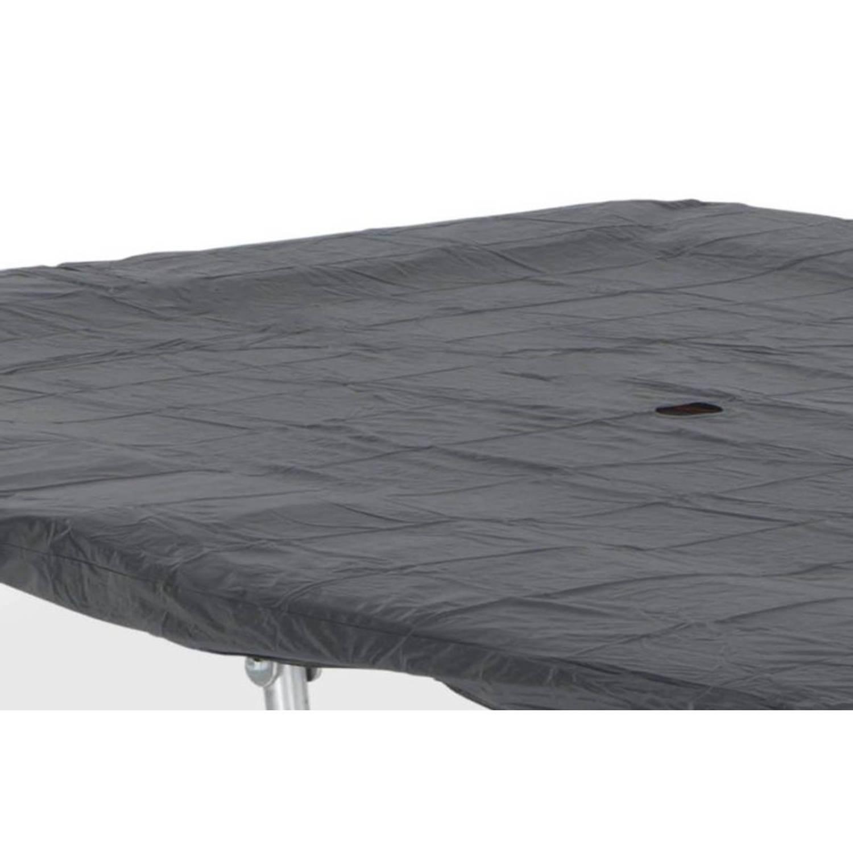 Afbeelding van Avyna afdekhoes trampoline 23 rechthoekig 300 x 225 cm Grijs