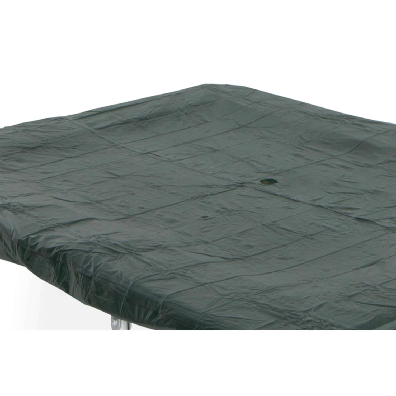 Afbeelding van Avyna afdekhoes trampoline 203 rechthoekig 215x155 cm Groen