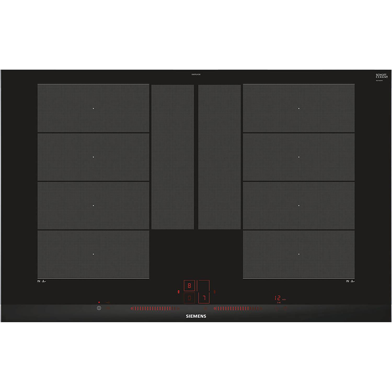 Siemens ex875lye3e elektrische kookplaten - zwart