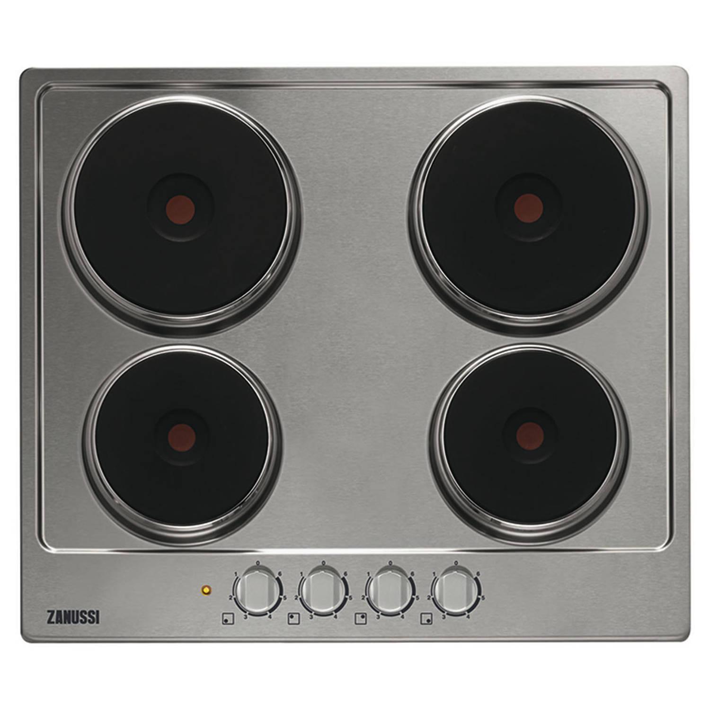 Zanussi ZEE6940FXA elektrische kookplaten - Roestvrijstaal