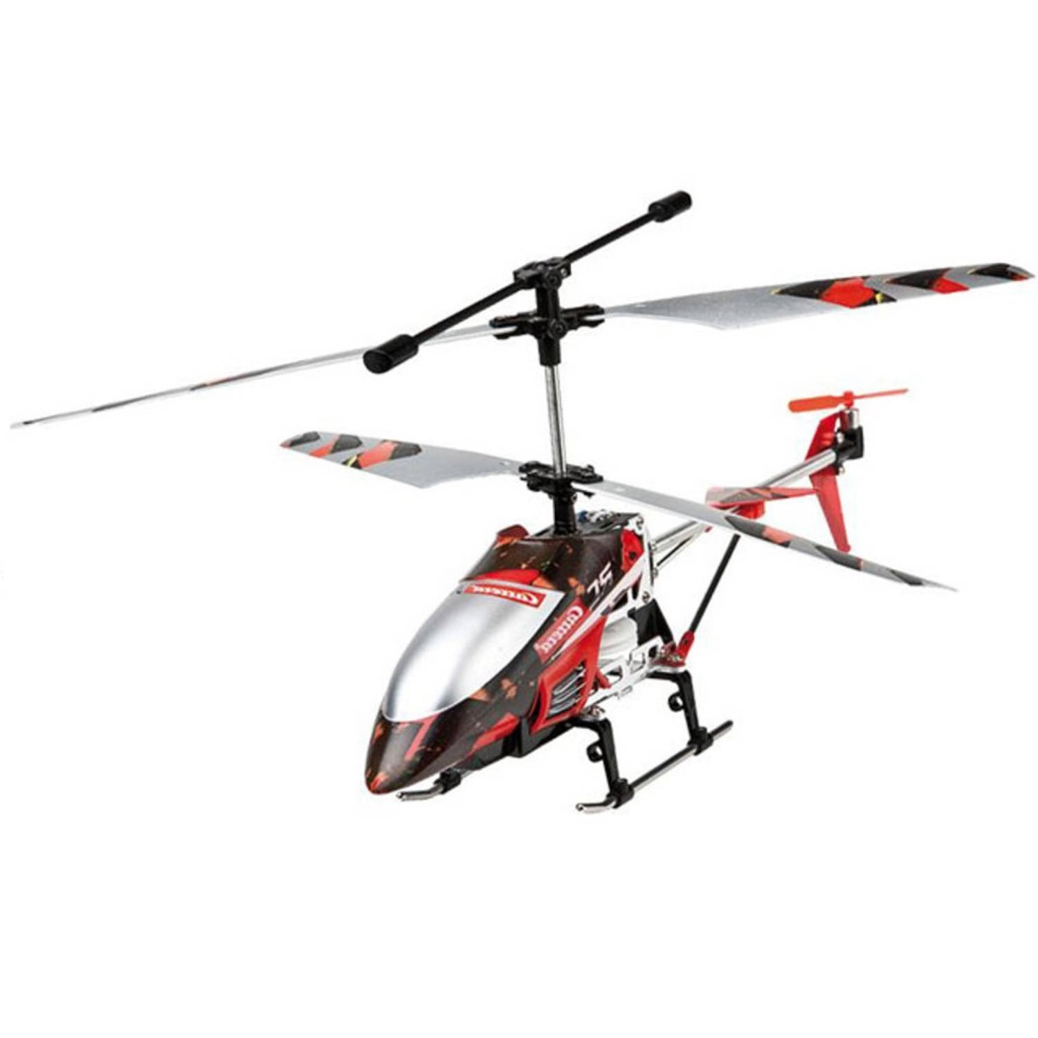 Carrera Neon Storm 2 RC helikopter rood 30 cm
