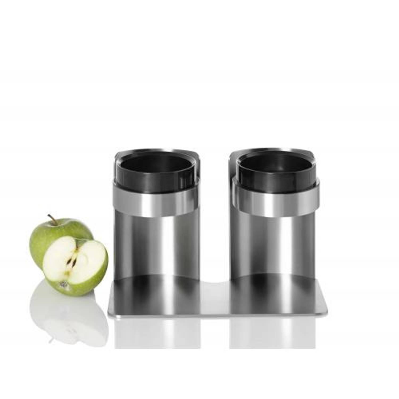 Afbeelding van Deposito standaard voor ontbijtgranen dispenser set van 2 stuks - adhoc