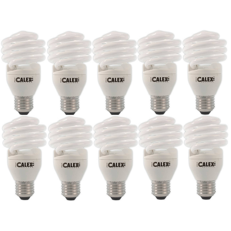 Calex Twister Spaarlamp E27 24W 6500K Daglicht