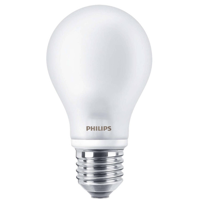 Philips LEDClassic 8-60W E27 2700K Extra Warm Wit Mat Dimbaar