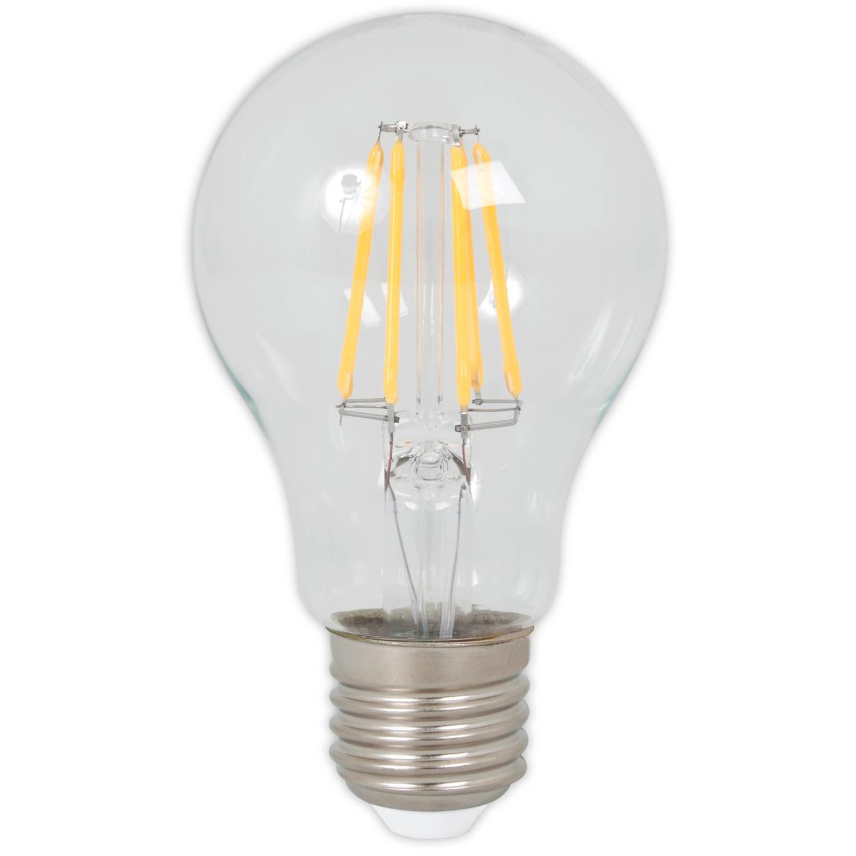 Calex LED Filament Normaallamp A67 8-75W E27 2700K