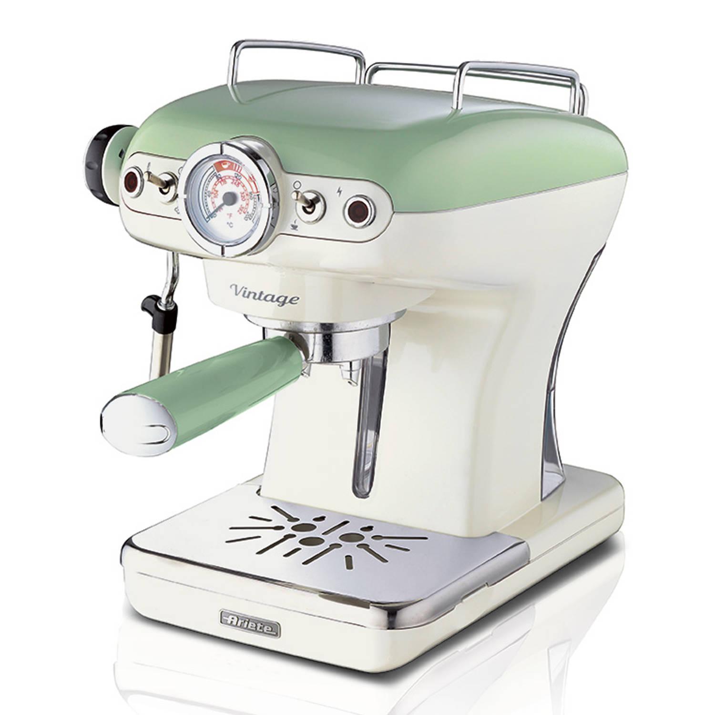 Ariete Espressomachine Vintage Groen