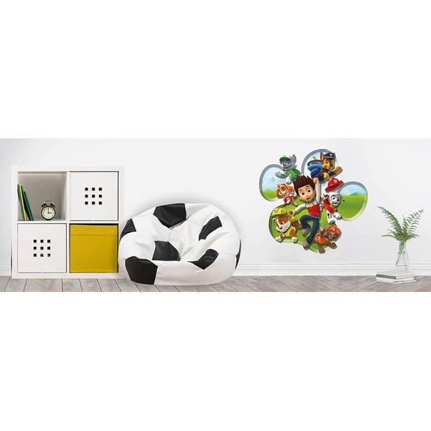 Graphics - muursticker - 43 x 45 cm - multi