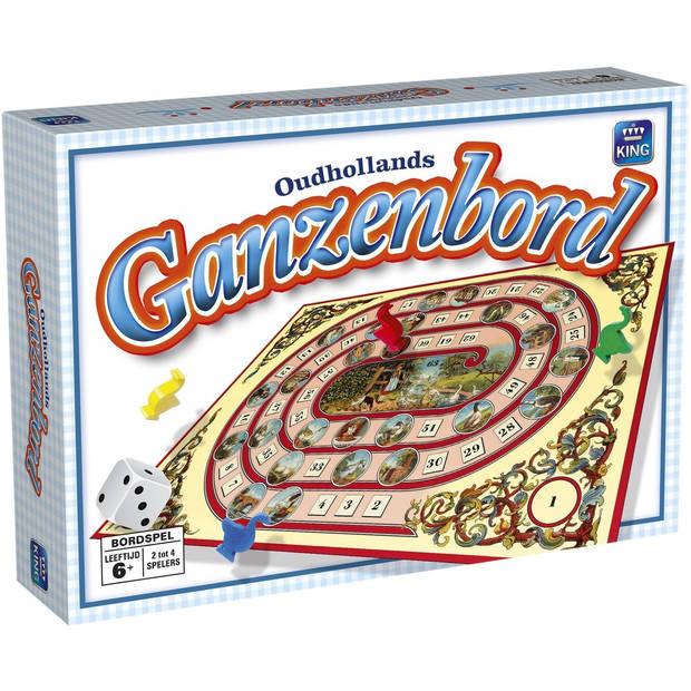 King Oud Hollands Ganzenbord