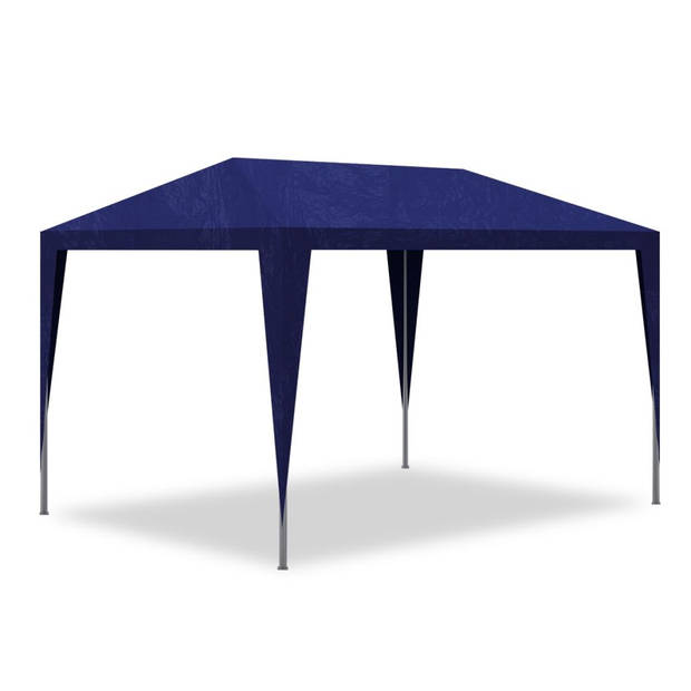 vidaXL Partytent 3x3 m blauw