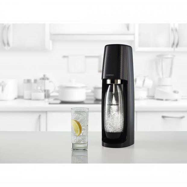 SodaStream Spirit Mega Pack bruiswatertoestel - incl. 3 flessen