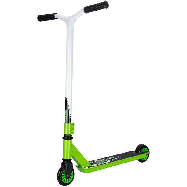 Black Dragon stunt scooter - zwart/groen