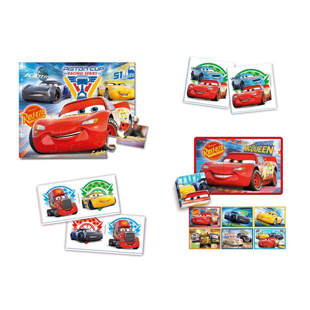 Edukit 4in1-Cars 3