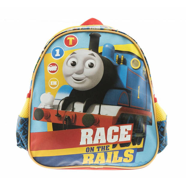 Thomas de Trein Race on Rails - Rugzak - 31 cm - Multi