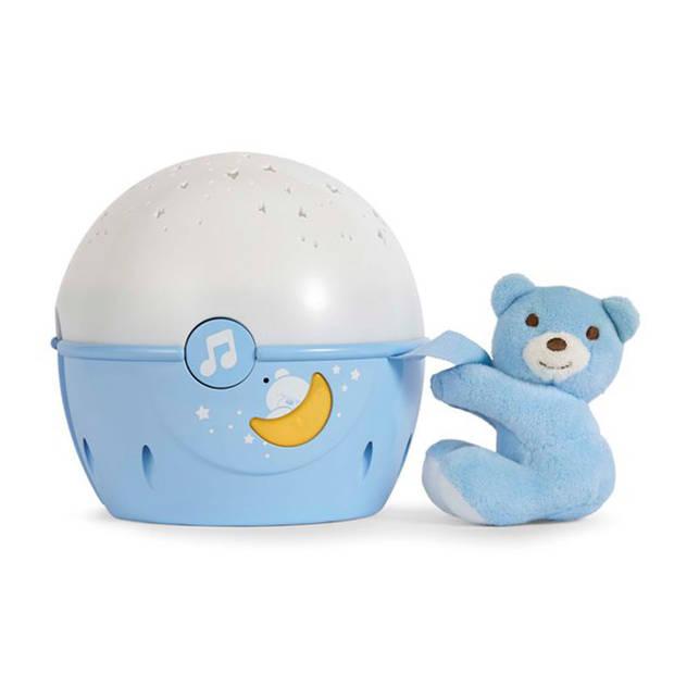 Chicco Next2stars projectielamp - blauw