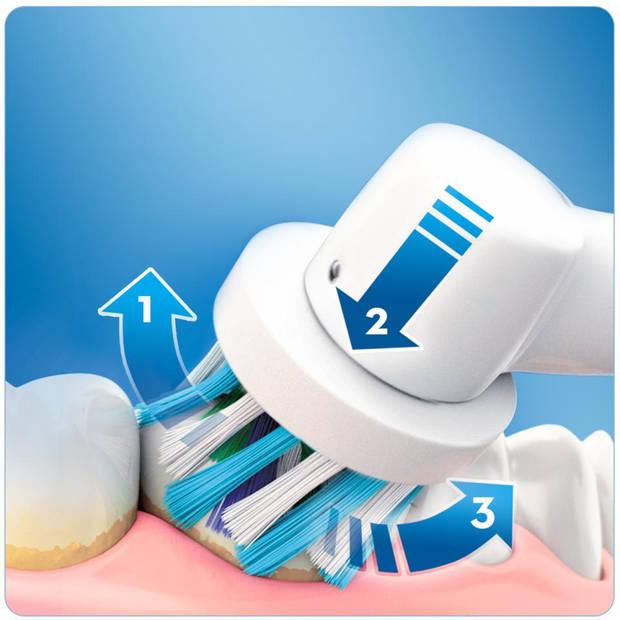 Oral-B Pro 2 2000N CrossAction Roze - Elektrische Tandenborstel