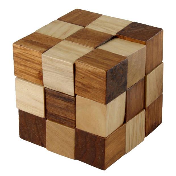 IQ puzzel kubus slang