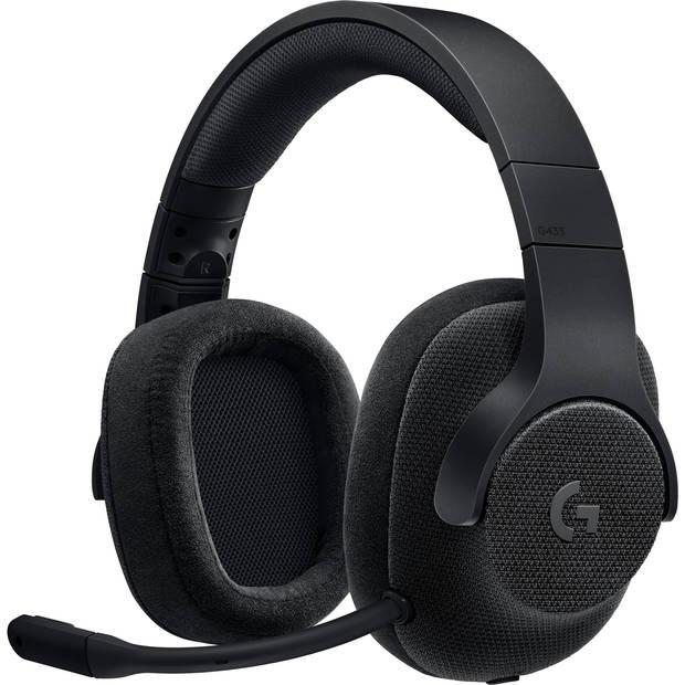G433 7.1 Surround Gaming Headset