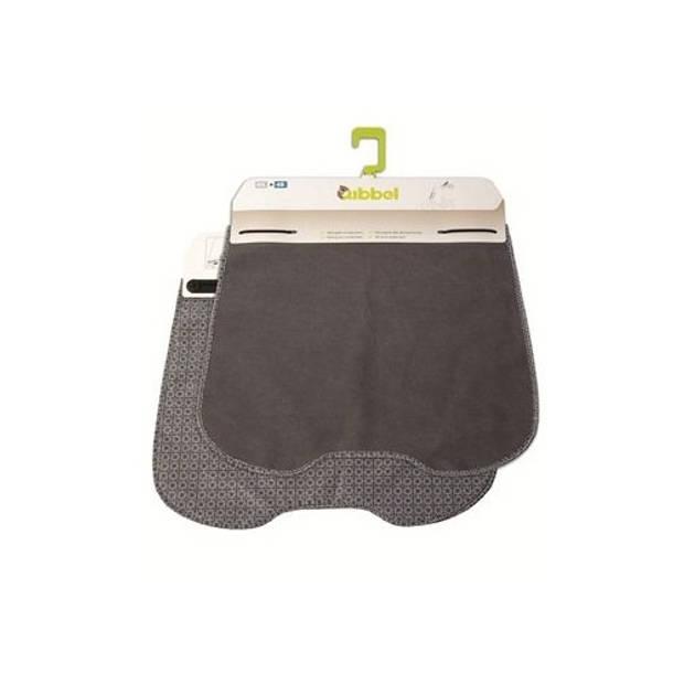Qibbel stylingset voor Qibbel windscherm Elements grijs