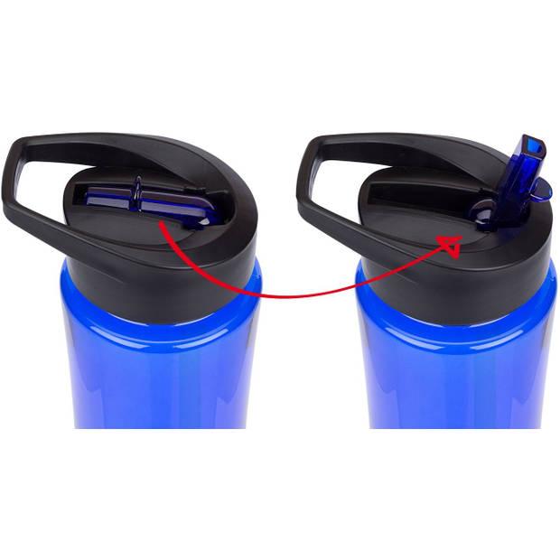 Avento drinkfles unisex 0,66 liter blauw