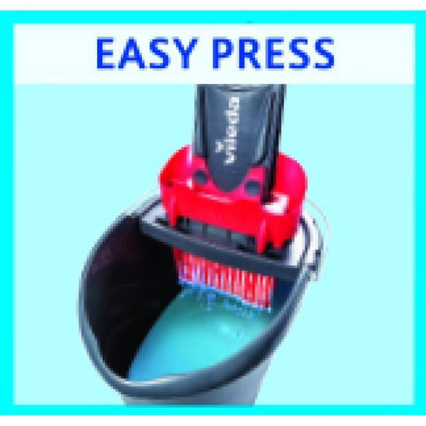 Vileda UltraMax emmer en pers