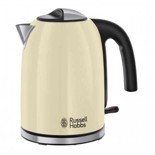 Russell Hobbs Colours Plus waterkoker 20415-70 - Creme - 1,7 liter